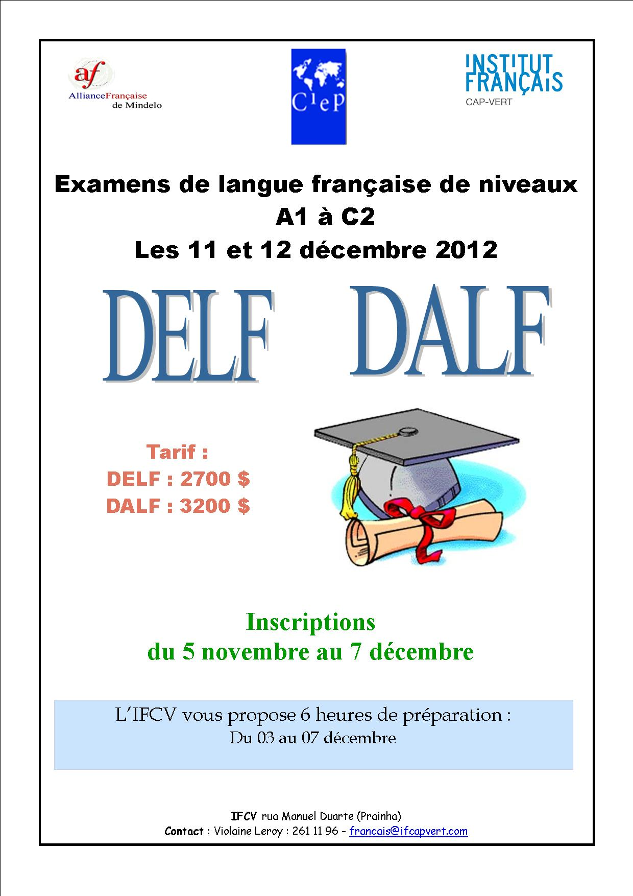 evaluation  u2013 delf  dalf